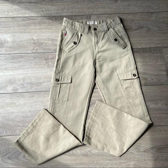 Vintage Tommy Jeans Side Pocket Cargo Pants